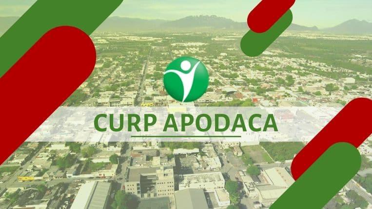 Oficinas CURP en la ciudad de Apodaca, México