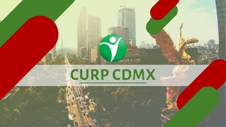 Oficinas CURP en la ciudad de México, México