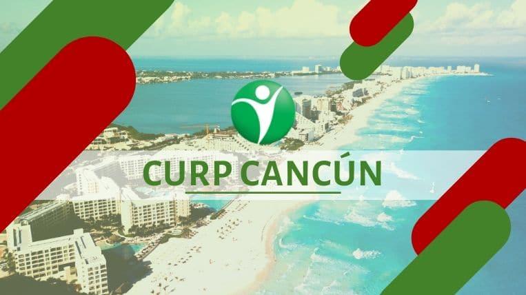 Oficinas CURP en la ciudad de Cancún, México