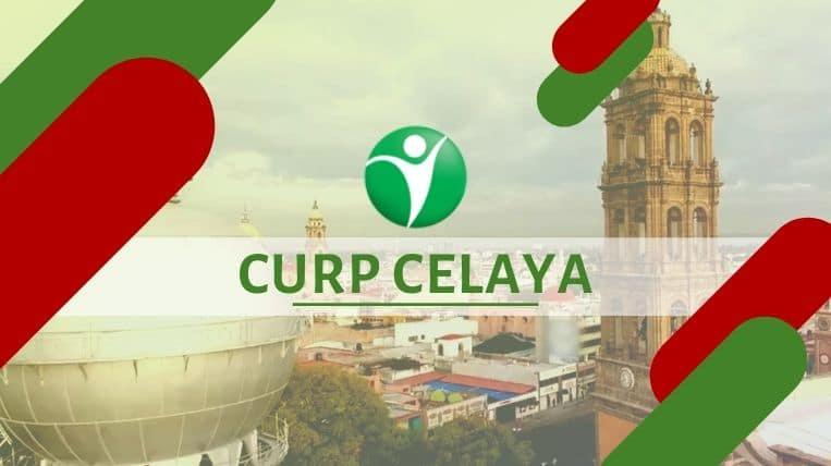 Oficinas CURP en la ciudad de Celaya, México