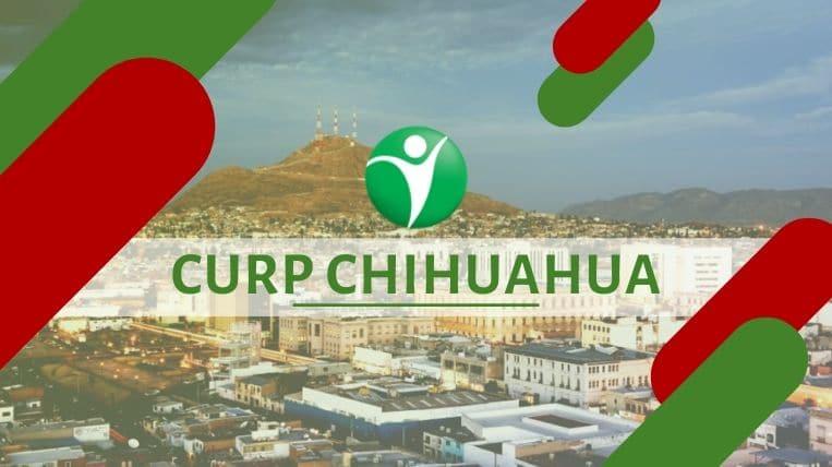 Oficinas CURP en la ciudad de Chihuahua, México