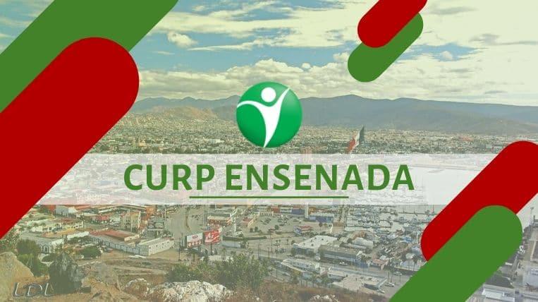 Oficinas CURP en la ciudad de Ensenada, México