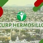Oficinas CURP en la ciudad de Hermosillo, México