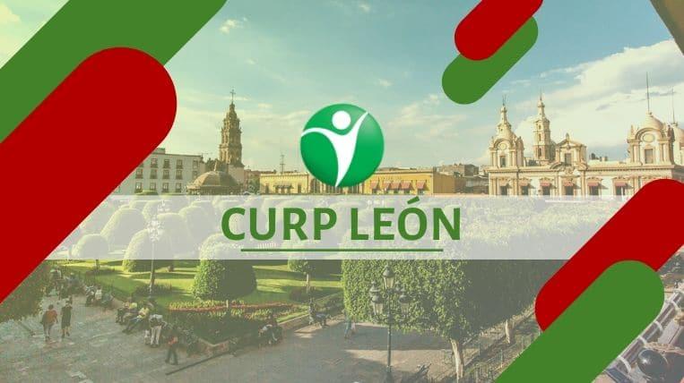 Oficinas CURP en la ciudad de León, México