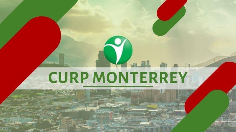 Oficinas CURP en la ciudad de Monterrey, México