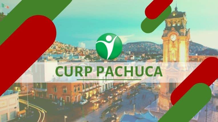 Oficinas CURP en la ciudad de Pachuca, México