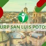 Oficinas CURP en la ciudad de San Luis Potosí, México