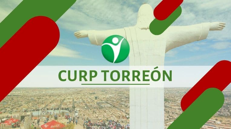 Oficinas CURP en la ciudad de Torreón, México