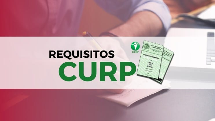 Requisitos para trámite de CURP